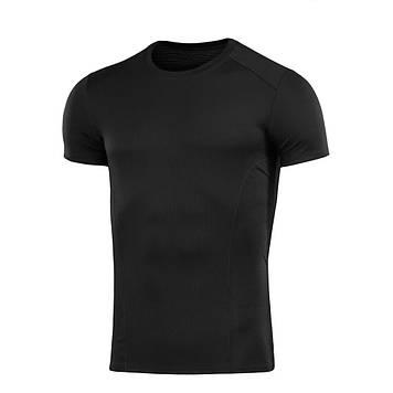 M-Tac футболка потоотводящая Athletic Vent Black