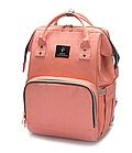 ОПТ Сумка-рюкзак для мам lequeen Mom Bag вмещающий 25 предметов для  ребёнка, фото 2
