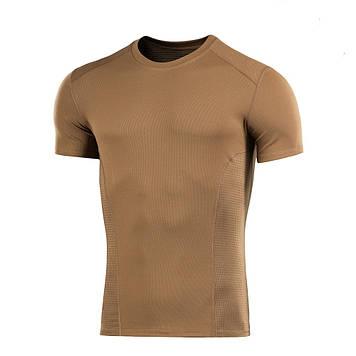 M-Tac футболка потоотводящая Athletic Vent Coyote Brown