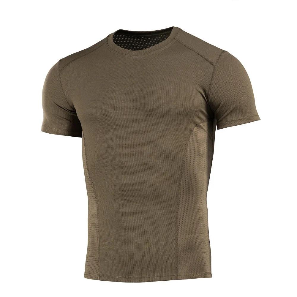 M-Tac футболка потоотводящая Athletic Olive