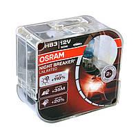 OSRAM 9005NBU Лампочки HB3  12v60w (дуобокс)