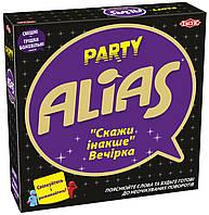 Настольная игра Tactic Пати Элиас на украинском языке Party Alias 58138