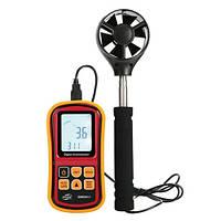 Анемометр-термометр 0,8-45м/с, -10-45°C BENETECH GM8901X
