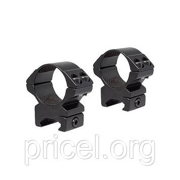 Кольца Hawke Matchmount 30 мм на Weaver/Picatinny, Средние (Medium) (920808)