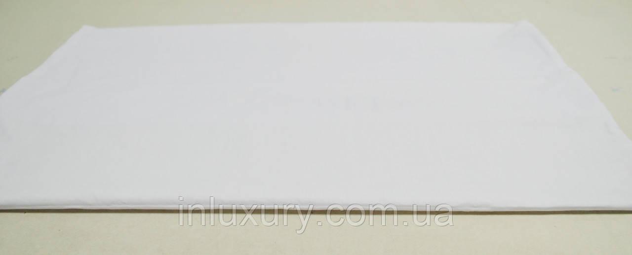 Наволочка Белая 40х60