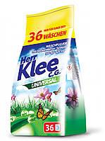 Пральний універсальний порошок Herr Klee universal 3 кг.