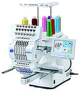 Промышленная вышивальная машина (7-и игольная) скорость 300-1000 стежков в минуту, автомат HAPPY HCH-701-30E