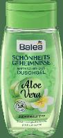 Крем - гель для душу Balea Schönheitsgeheimnisse Aloe Vera 250 мл.