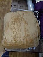 Плед из микрофибры Золотой,160*210, 200*220, Польша