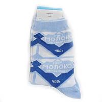 Мужские носки с приколами Modus - 8,75 грн./пара (Молоко), фото 1
