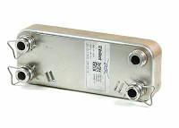 Теплообмінник на гарячу воду (12 пластин) Vaillant Atmo max, Turbo max pro/plus 065131