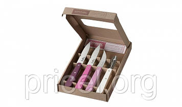Набор ножей с фиксированным клинком Opinel Les Essentiels Primarosa (001736)
