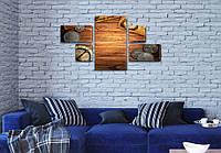 Интернет магазин картин модульных на ПВХ ткани, 70x125 см, (20x40-2/20х20-2/70x40)