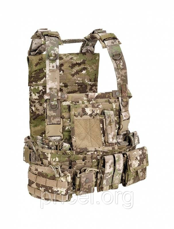 Жилет тактический Defcon 5 M.O.L.L.E. RECON HARNESS MULTILAND ц:мультилэнд (D5-701TAC ML)