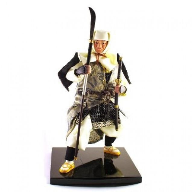Японська лялька-воїн «Бэнкэй»