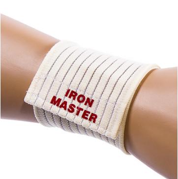 Фиксатор запястья IronMaster  цвет бежевый