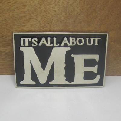 Пряжка для ременя it's All About Me