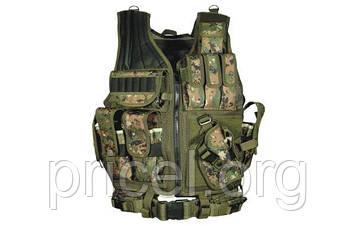 Жилет тактический UTG (Leapers) Law Enforcement (PVC-V547ET)
