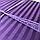 """Постельное белье """"Элит"""" двуспальное 180х220 цветной страйп-сатин люкс (11948), фото 2"""