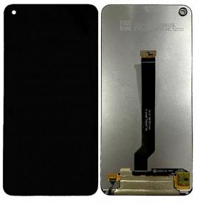 Дисплейный модуль для Samsung A606F Galaxy A60, M405F Galaxy M40 черный (GH82-20476A) Оригинал