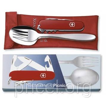 Набор для пикника Victorinox с ножом 1.3603W (4.2431)