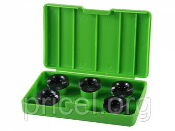 Набор шелхолдеров Redding Competition Shellholder Set #6 (7mm Rem Mag, 300 Win Mag, 338 Win Mag) (11606)