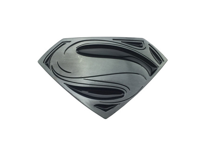Пряжка для ременя Superman матова