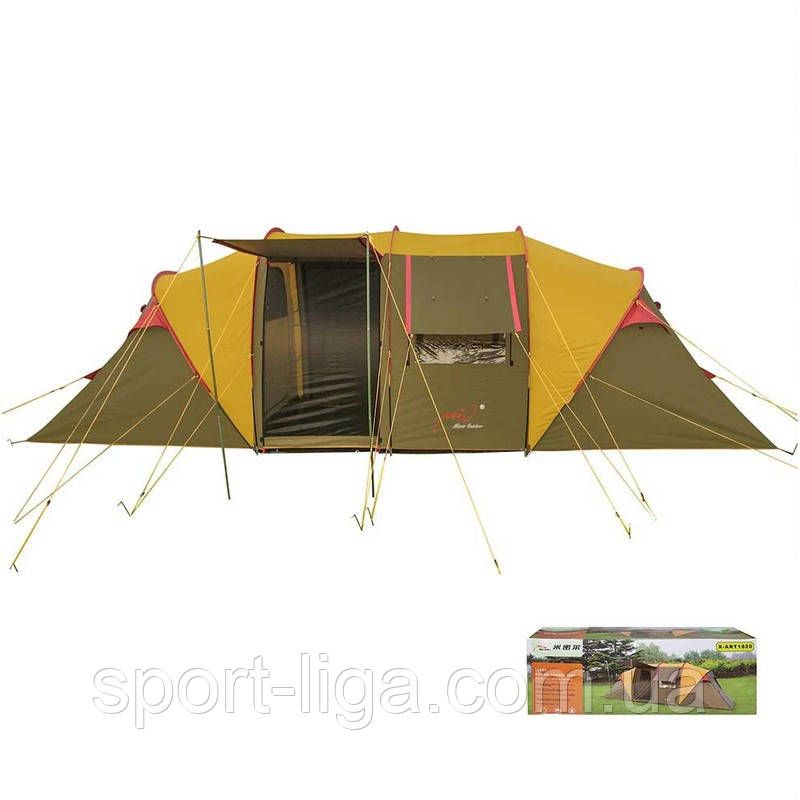Палатка 6-и местная Mimir Х-1820