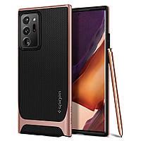 Чехол Spigen для Samsung Galaxy Note 20 Ultra / Note 20 Ultra 5G Neo Hybrid, Bronze (ACS01575)