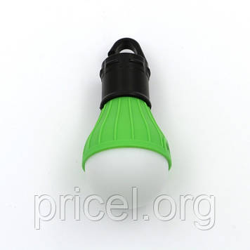 Портативная LED-лампочка CampM Green