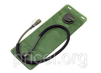 Гидратор Defcon 5 SACCA ACQUA 3LT CON TUBO NEOPRENE OD ц:оливковый (D5-JW001/S)