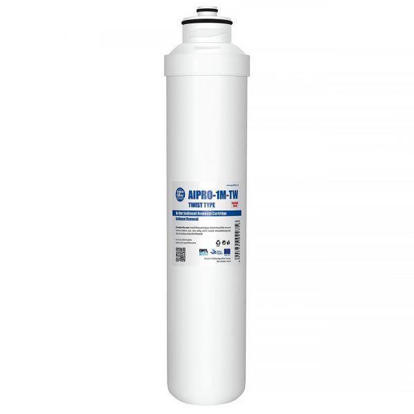 Aquafilter Sediment Лінійний картридж (аналог Leader Comfort, Dr.Voda) AIPRO-1M-TW поліпропіленовий wyst-type