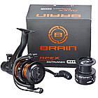 Катушка Brain Apex Double Baitrunner 3000 6+1BB, фото 5