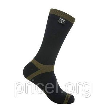 Водонепроницаемые носки Dexshell Trekking Green L (DS636L)