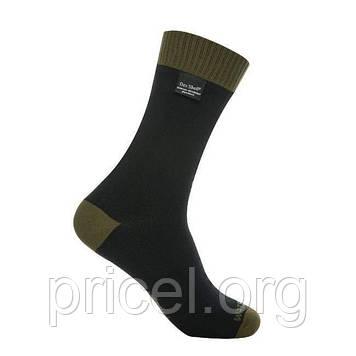 Водонепроницаемые носки Dexshell Thermlite Green S (DS6260S)