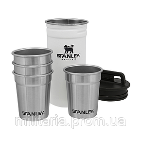Набір StanleyAdventureComboPolar:флягата4рюмки, фото 2