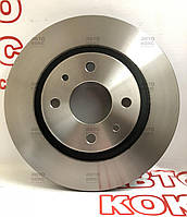 TRW DF4107 диск передний (R14) ВАЗ 2110-12 2170-72 1117-1119
