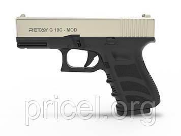 Стартовий пістолет Retay G 19C, 9мм. ,7-зарядний (X614209S)
