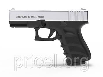 Стартовий пістолет Retay G 19C, 9мм. ,7-зарядний (X614209N)