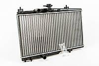 Радиатор охлаждения двигателя (1 вентилятор) 1.6l GEELY MK (Джили МК)