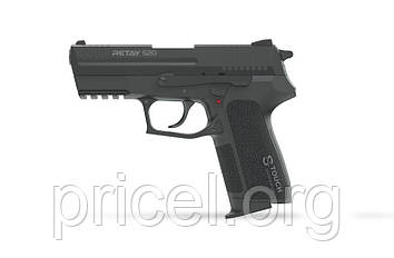Стартовий пістолет Retay S20, 9мм. (S530104B)