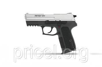 Стартовий пістолет Retay S20, 9мм. (S530101C)