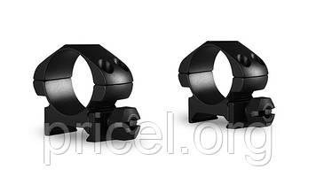 Кольца Hawke Precision Steel 1 дюйм, weaver, низкие (23000)