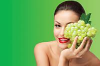 Виноград защитит кожу