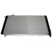 Радиатор охлаждения двигателя mt 1.1l CHERY QQ (Чери Куку)