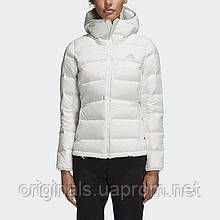 Женский пуховик Adidas Helionic Hooded BQ1927 2020/2