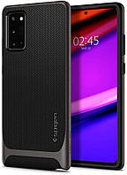 Чохол Spigen для Samsung Galaxy Note 20 Ultra / Note 20 Ultra 5G Neo Hybrid, Gunmetal (ACS01399)