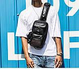 Мужская сумка на плечо, фото 2