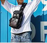 Мужская сумка на плечо, фото 3
