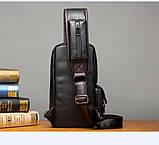 Мужская сумка на плечо, фото 8